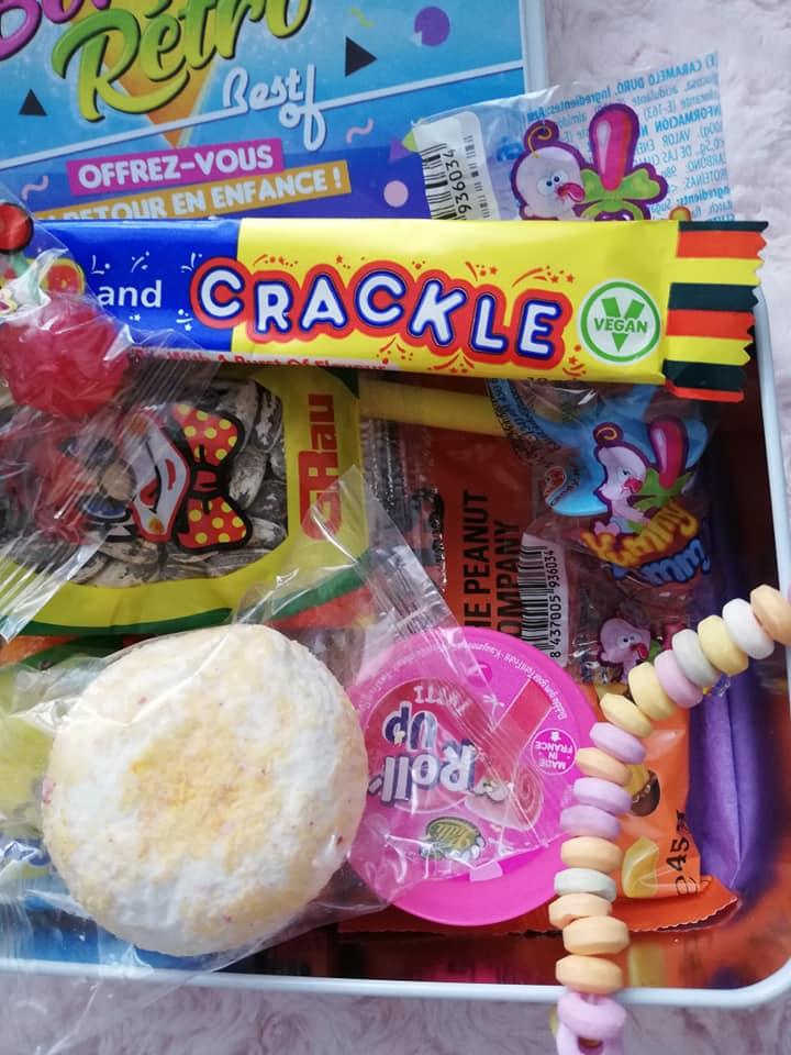 Les bonbons de notre enfance