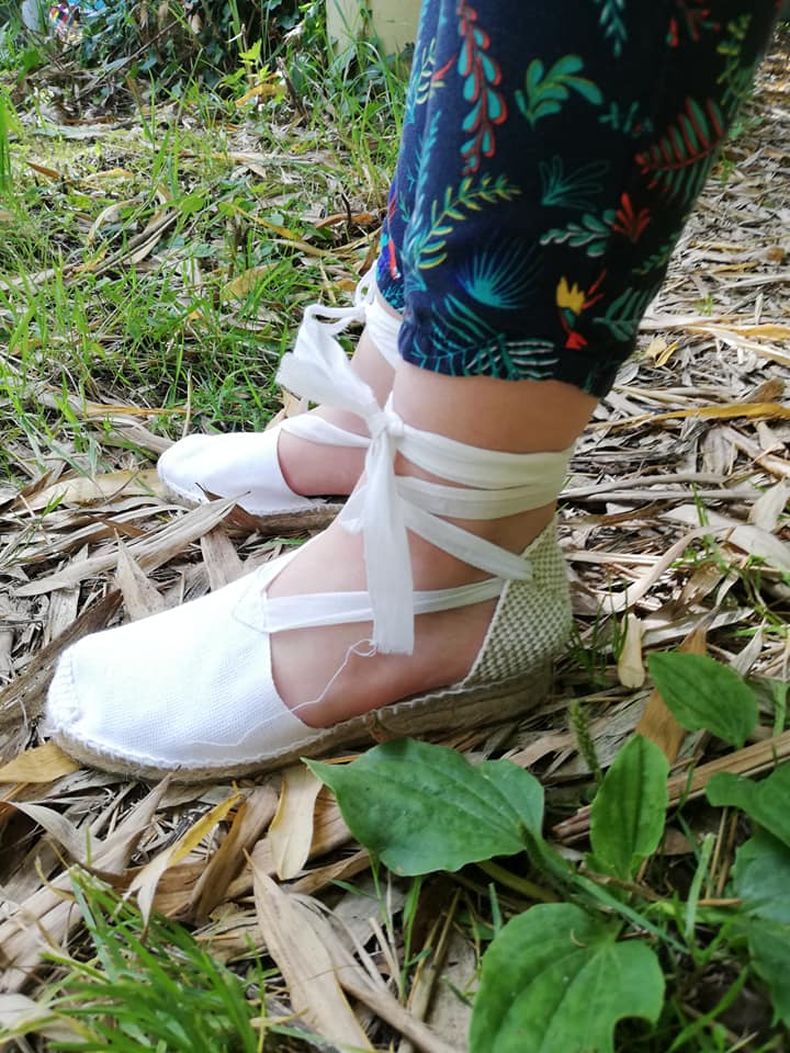 Nos chaussures d'été avec Pisamonas.