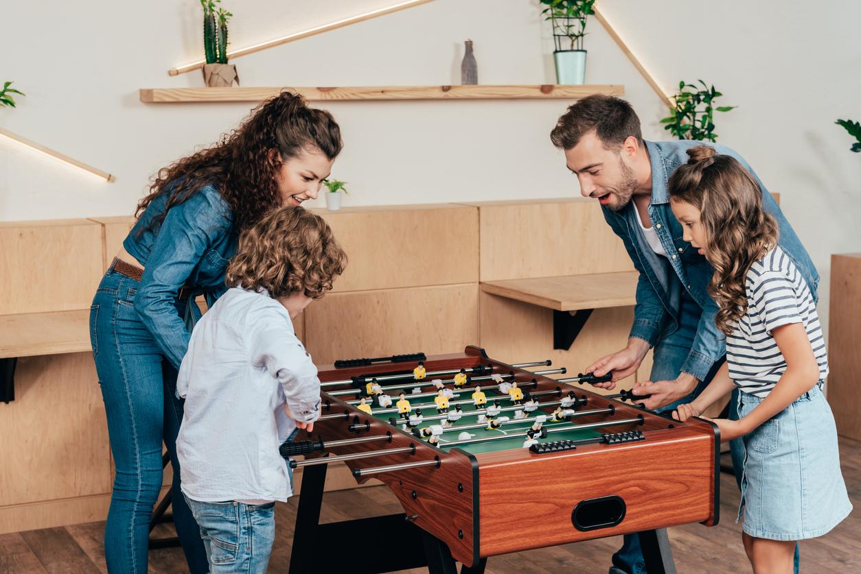 tables de jeux
