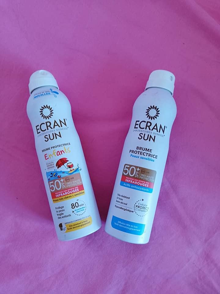 Protection solaire enfants
