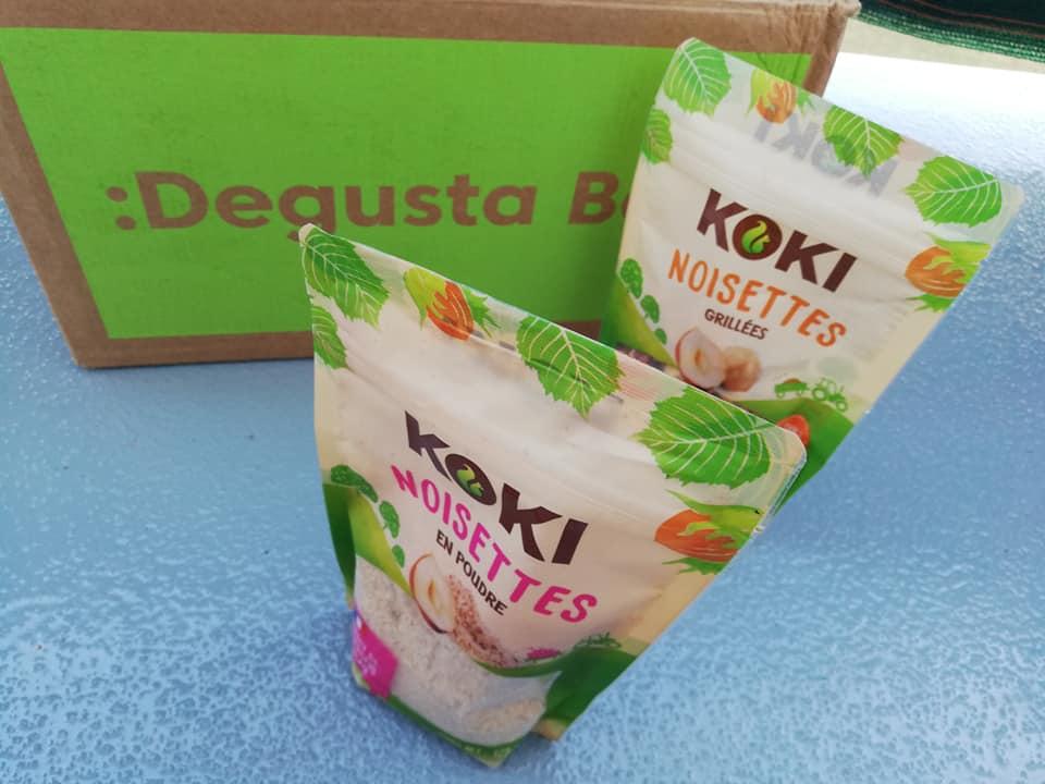 Degusta Box du mois de Juillet