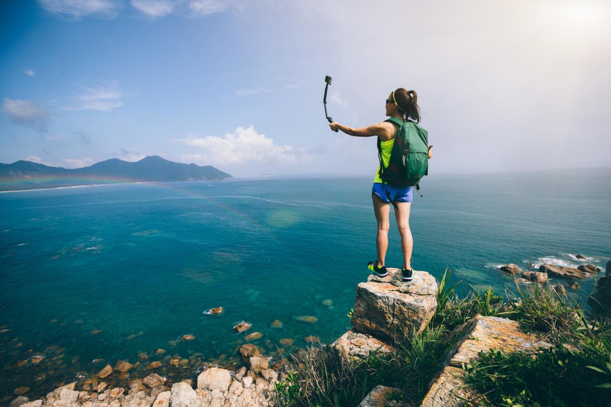Vacances d'été : filmer ses exploits