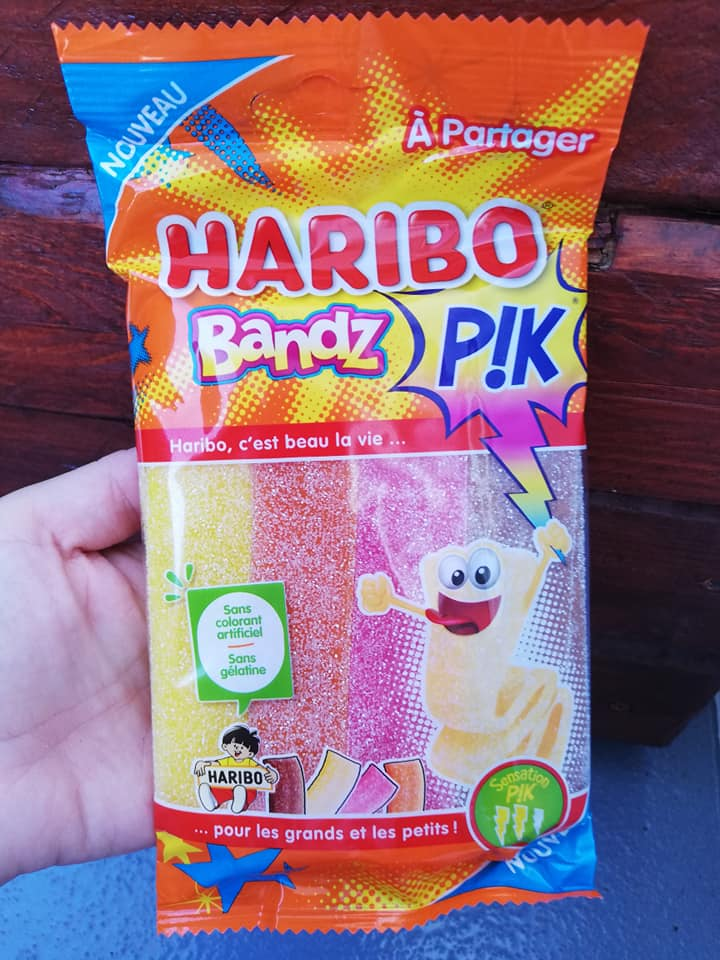 BANDZ P!K - Haribo