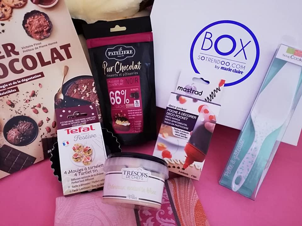 Une box complète pour les gourmands !