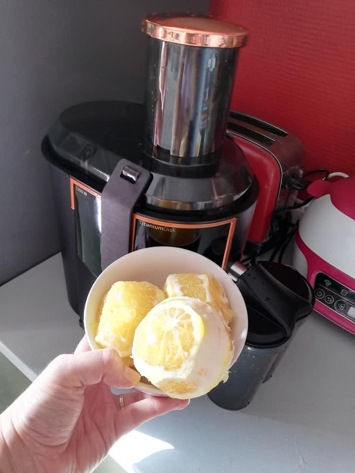 Le plein de vitamines avec la centrifugeuse Cecotec