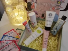 On découvre la Biotyfull Box du mois de Septembre.
