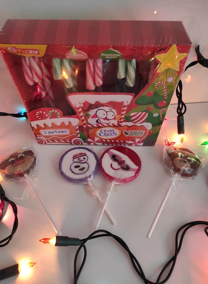 Noël Fizzy Distribution