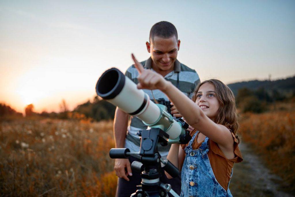 L'astronomie aux enfants