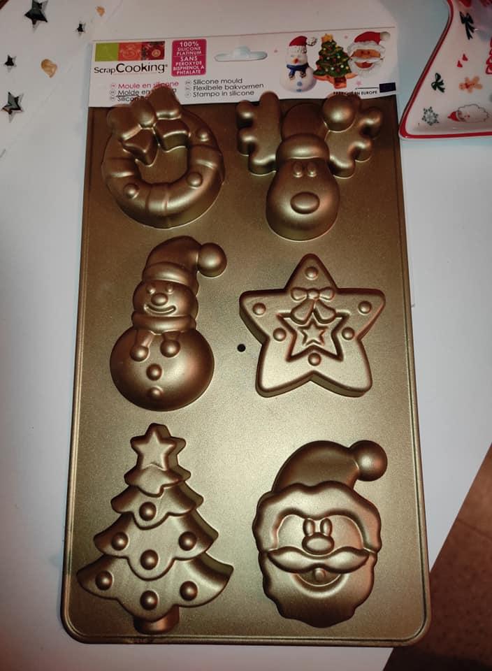 Des gâteaux pour Noël