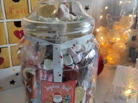 Des gourmandises de Noël avec Génération Souvenirs.