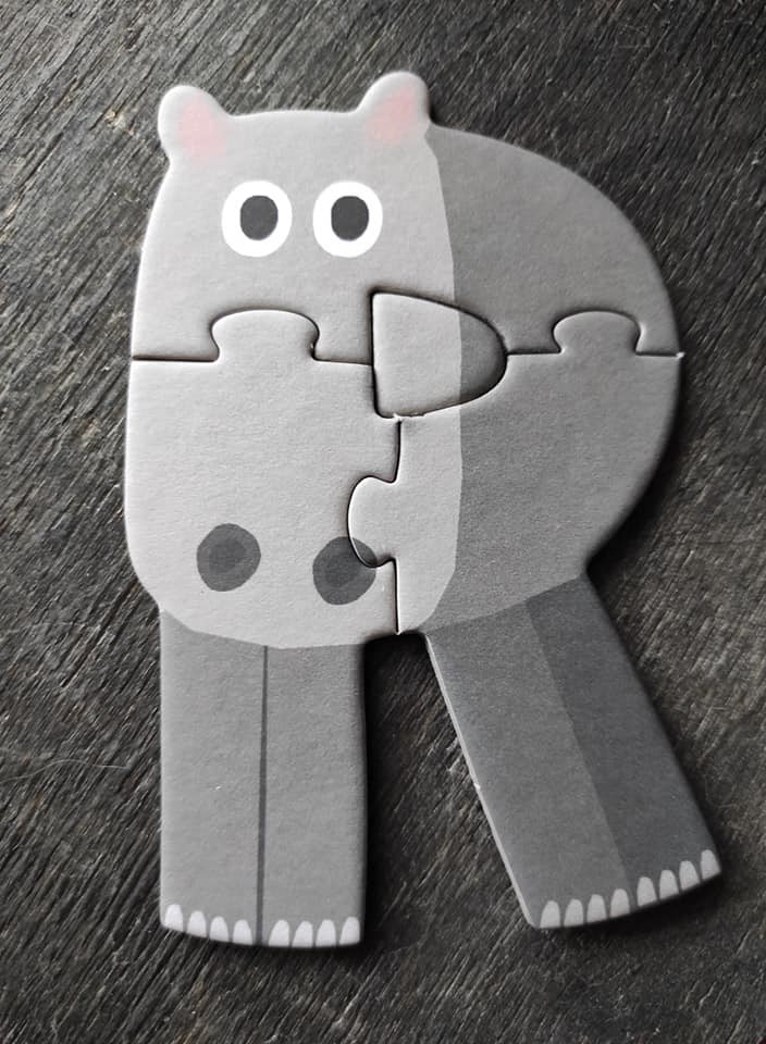 puzzle HEADu