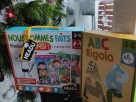 Des activités ludiques pour les petits avec HEADU