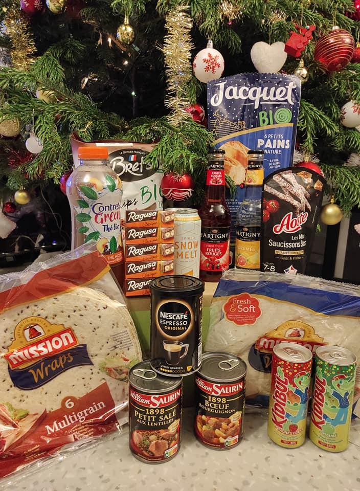 Notre Degusta Box du mois de décembre