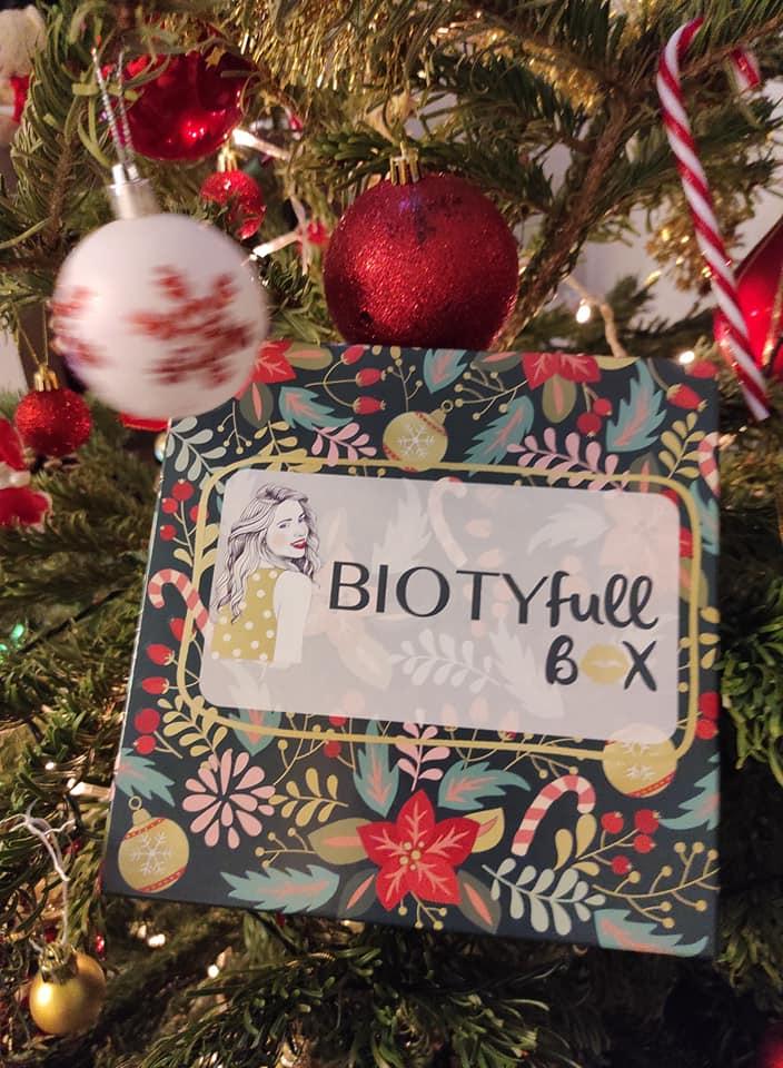 On découvre la Biotyfull Box du mois de décembre