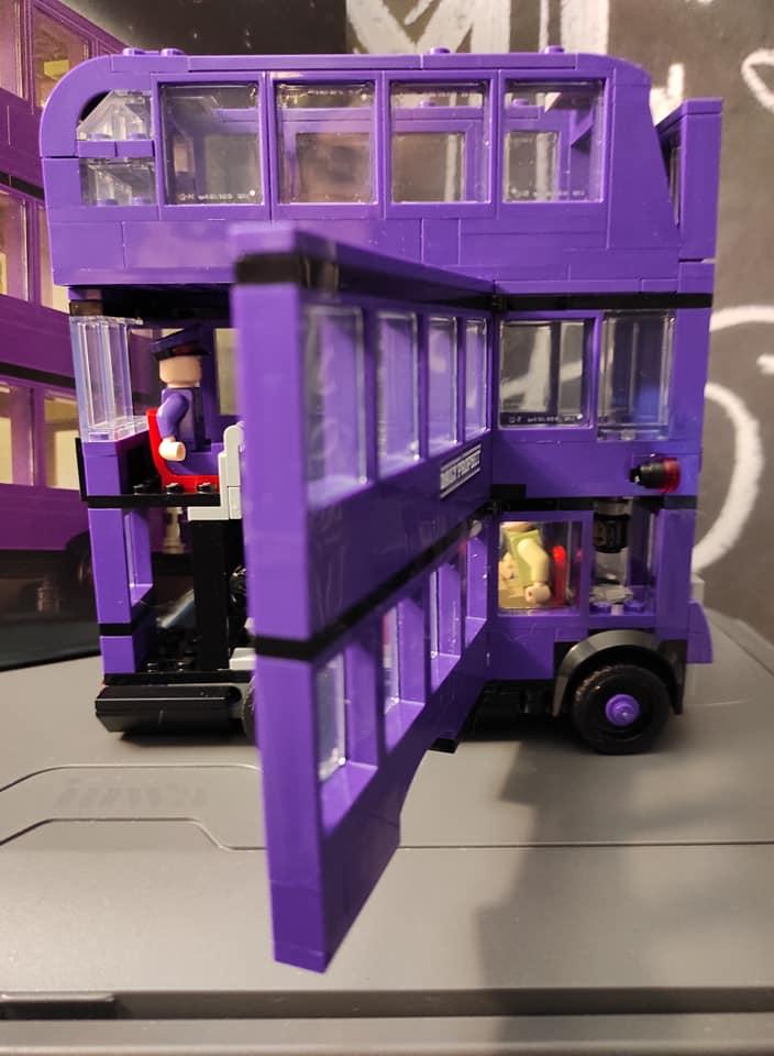 Le Magicobus Potter Puzzle 3D