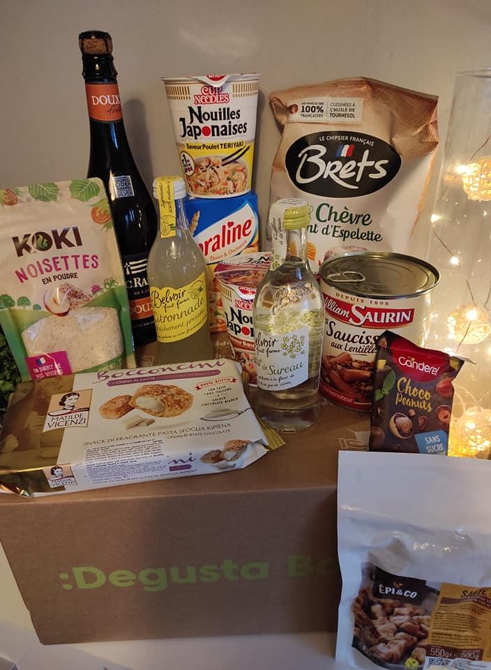 Notre Degusta Box Du Mois De fevrier
