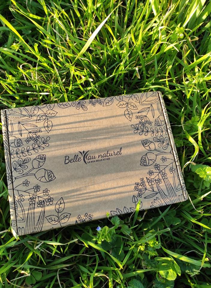 Ma Box beauté Belle au Naturel du mois de mars