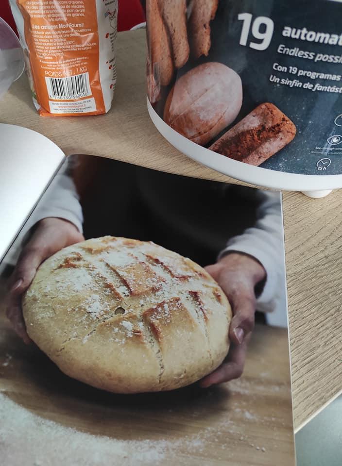 Du bon pain frais avec Cecotec