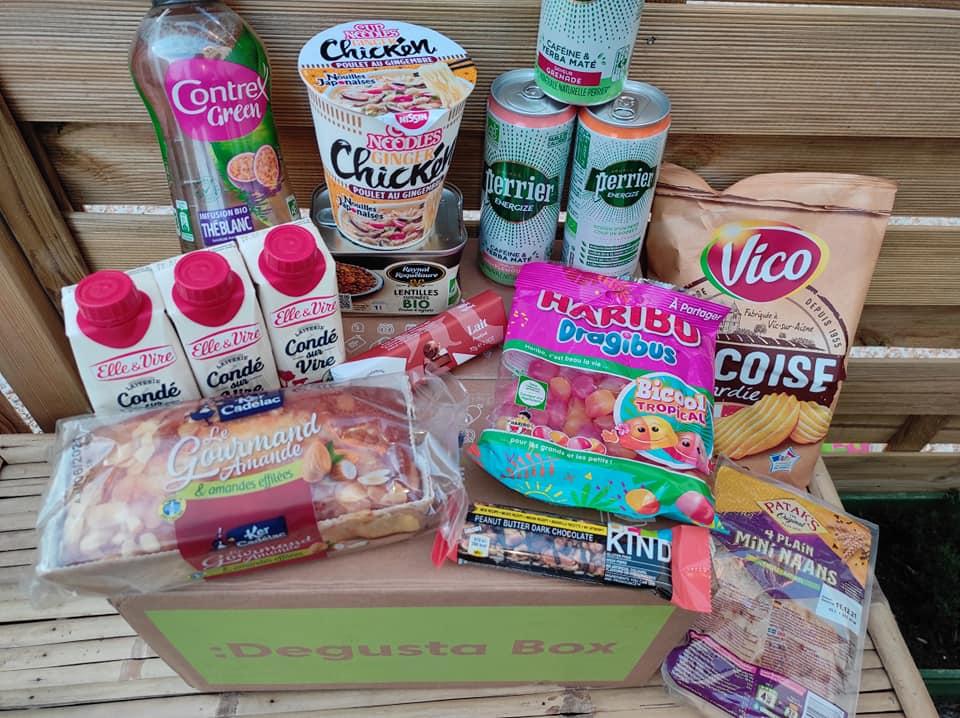 Notre Degusta Box Du Mois D'avril