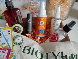 On découvre la Biotyfull Box du mois de mai