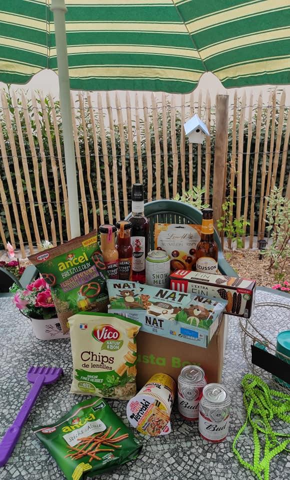 Notre Degusta Box Du Mois De Juin