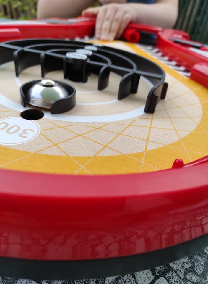 Le FlipCible le nouveau jeu de précision.