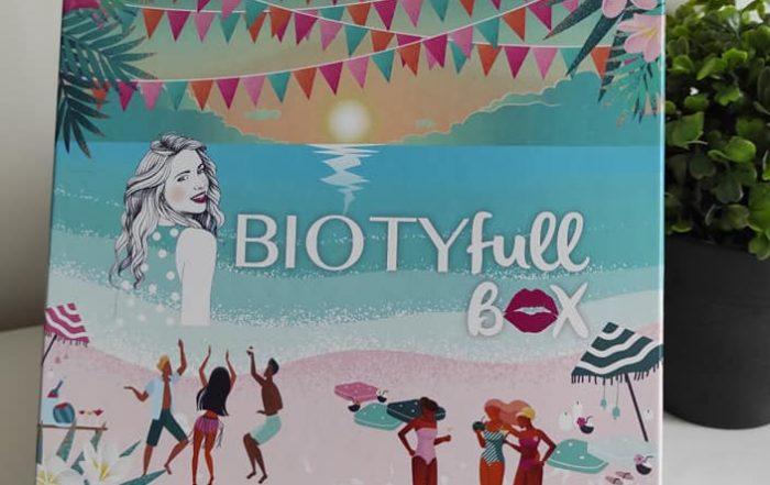 On Découvre La Biotyfull Box Du Mois De Juillet