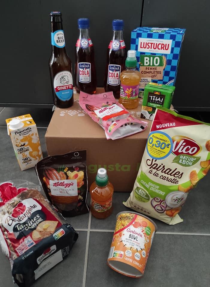Notre Degusta Box Du Mois De Septembre