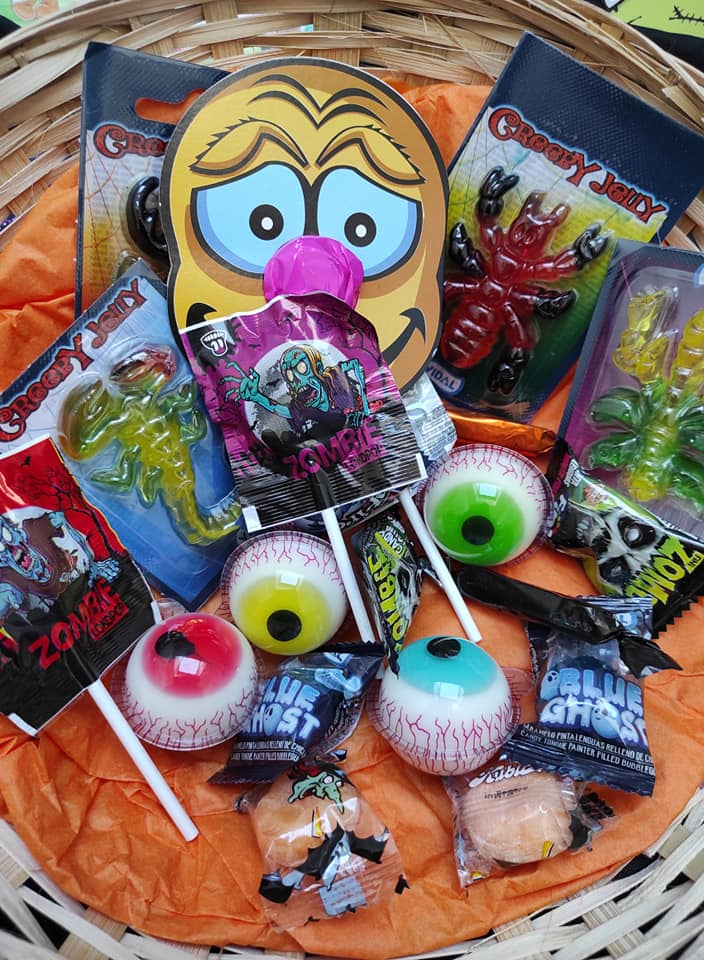 Nos terrifiantes gourmandises pour Halloween !